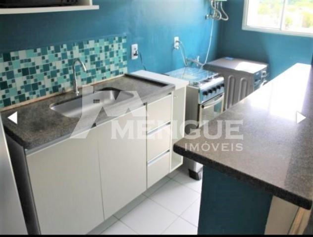 Apartamento à venda com 2 dormitórios em São sebastião, Porto alegre cod:11082 - Foto 6