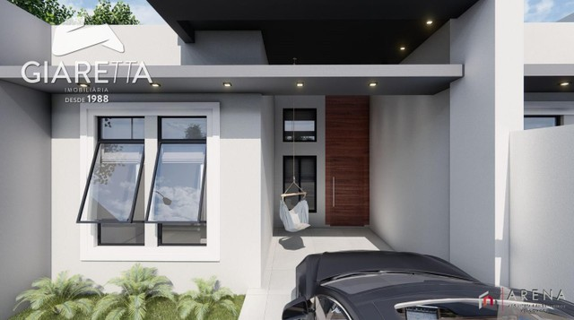 Casa com 3 dormitórios 2 suítes à venda, JARDIM PANCERA, TOLEDO - PR - Foto 5