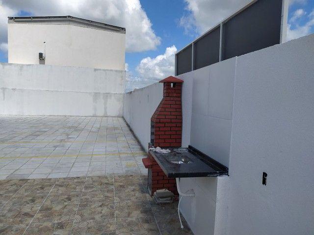 Ótimo apartamento com dois quartos e área de lazer no Novo Geisel João pessoa - Foto 13