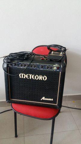 Amblificador de som para guitarra para ir embora  - Foto 3
