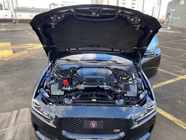 Jaguar XE S V6 supercharger 2016 - Foto 12