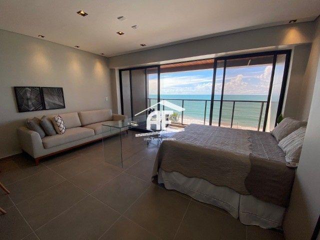 Apartamento Studio, Varanda e Vista para o Mar - Ótima forma de pagamento - Foto 3