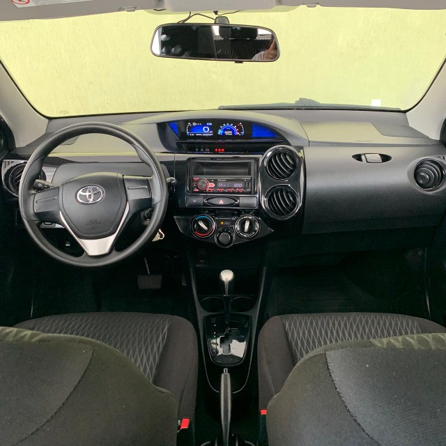 Toyota Etios Automático X 1.5 2018 Completo!!! - Foto 15