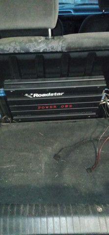 "Módulo Power One 1200 Watts, Sub Bravox UXP 12"" 500 RMS, Par 69 Bravox E Booster - Foto 3"