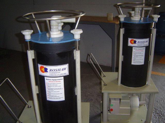 Bomba Filtro Galvânica - Foto 2