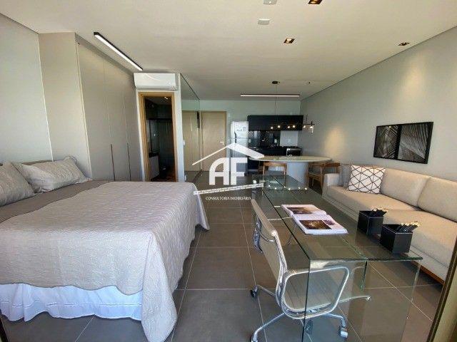 Apartamento Studio, Varanda e Vista para o Mar - Ótima forma de pagamento - Foto 5