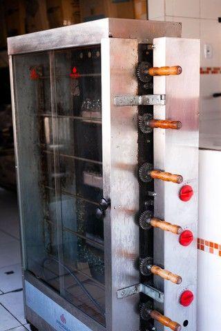 Maquina de frango de espeto - Foto 2