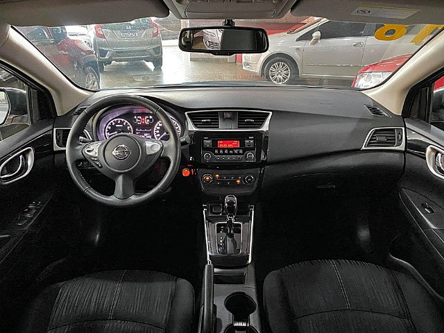 Nissan Sentra S 2.0 Automático (Flex) 2018 - Foto 7