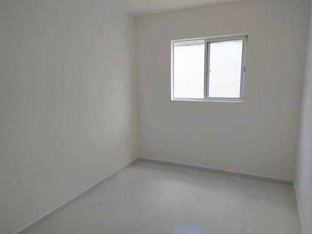 Ótimo apartamento com dois quartos e área de lazer no Novo Geisel João pessoa - Foto 8