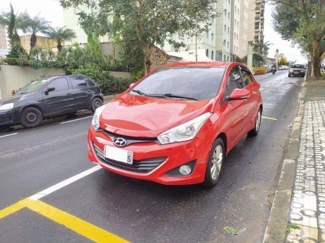 Hyundai HB20 1.6 Premium Vermelho 2015 - Foto 4