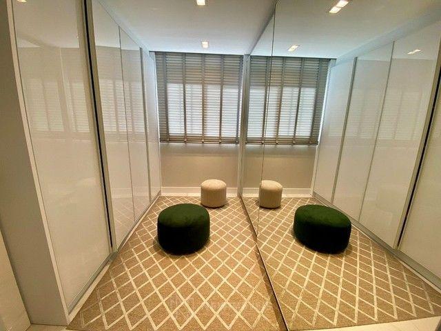 Apartamento Novo Mobiliado e Decorado com 3 Suítes no Centro em Balneário Camboriú - Foto 11