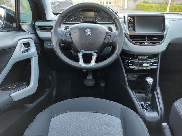 Peugeot 208 Allure 1.5 Flex Automático - Foto 9
