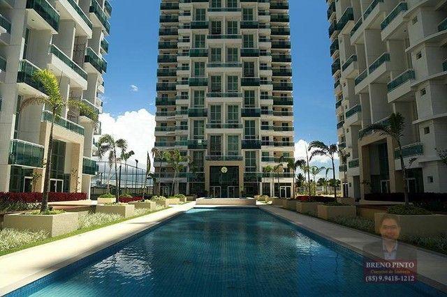 Apartamento com 3 dormitórios à venda, 82 m² por R$ 550.000,00 - Guararapes - Fortaleza/CE