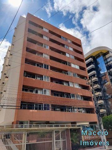 Quarto e sala mobiliado 50m², Ponta Verde