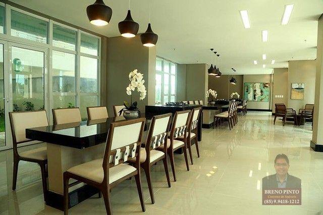 Apartamento com 3 dormitórios à venda, 82 m² por R$ 550.000,00 - Guararapes - Fortaleza/CE - Foto 7