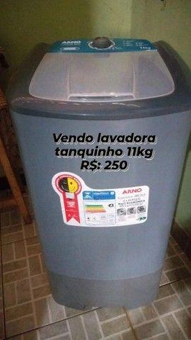Vendo lavadora e pia com balcão - Foto 2