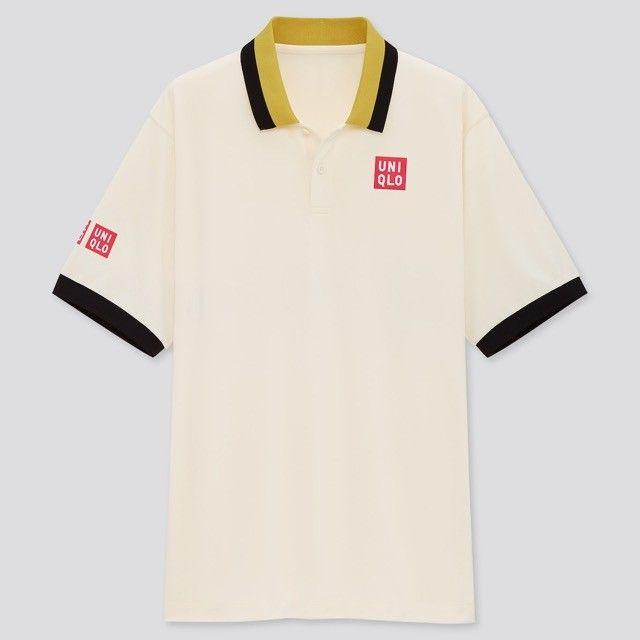 Uniqlo Camisa Polo de Tenis