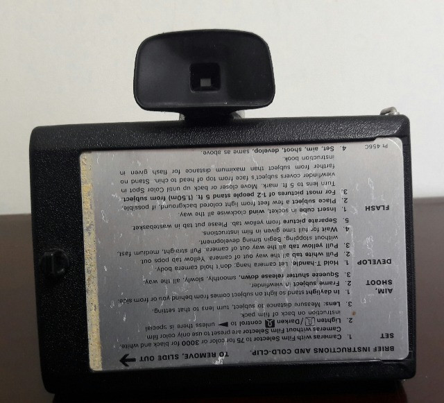 Câmera Polaroid Square Shooter 2 + Vivitar Tele 603 - Foto 3