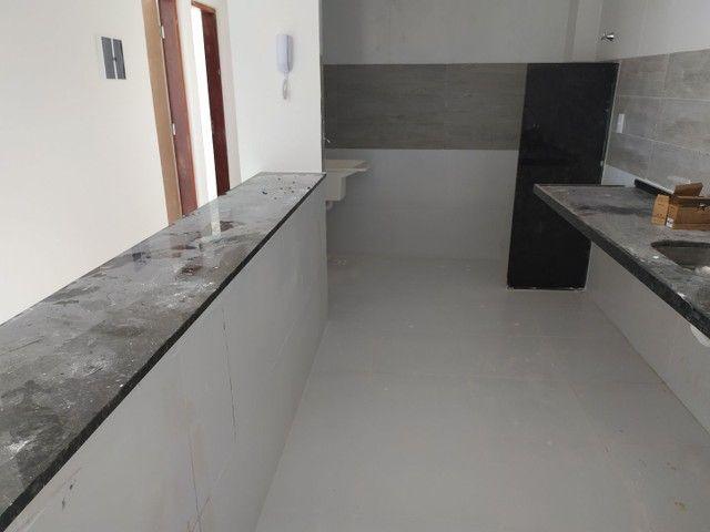 Ótimo apartamento com dois quartos e área de lazer no Novo Geisel João pessoa - Foto 5