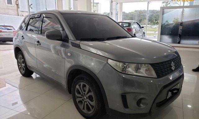 Suzuki Vitara 4All Automático 2017 Todas as revisões na concessionária