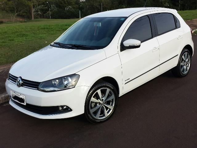 VOLKSWAGEN GOL G6 1.6 POWER BRANCO PLACA A