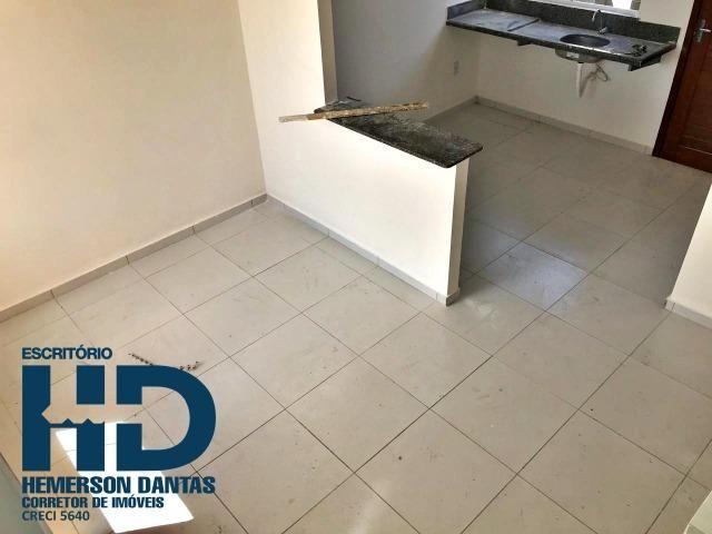 Duplex - 2 quartos com 2 banheiros - Foto 10