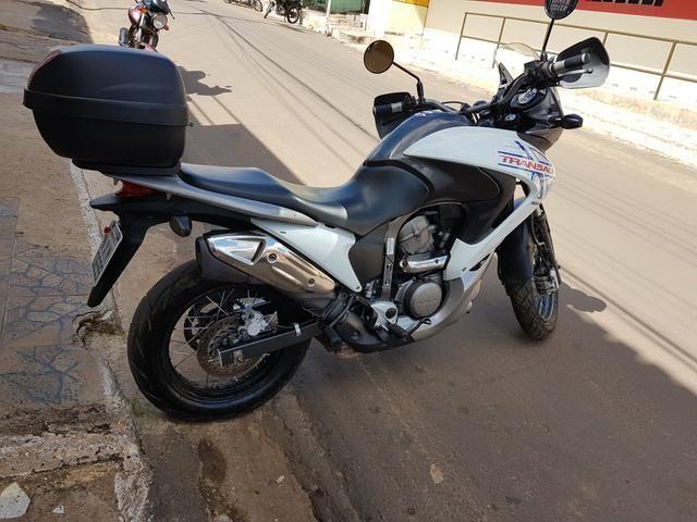 Vendo ou troco Honda XL Transalp 700