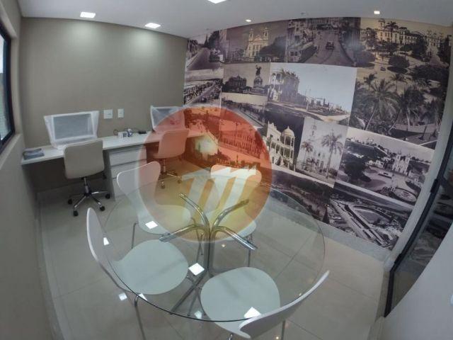 Belo apartamento com 1/4 (suíte) na Jatiúca - REF. A1005