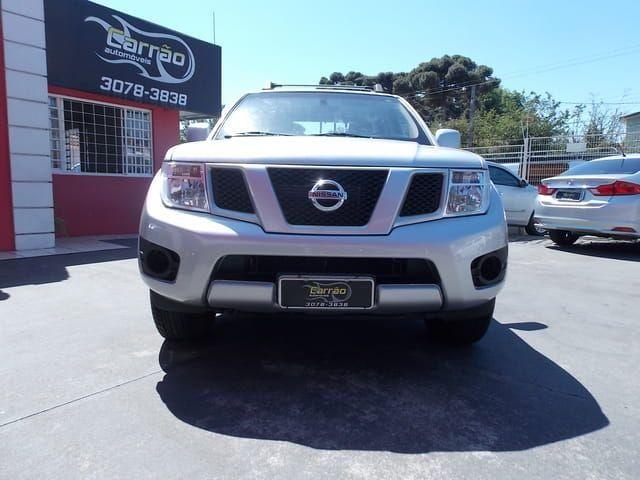 Nissan Frontier 4x4 2015