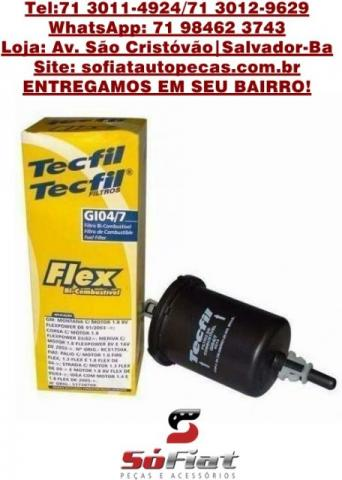 Filtro De Combustivel /PalioFiat WhatsApp98462 3743fiat para Fiat original