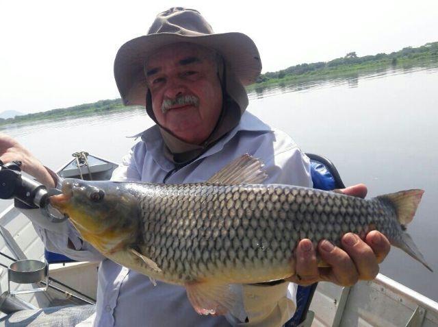 Rancho para pesca e passeio Pantanal (rancho Ma&Vi) Coração do Pantanal - Foto 16