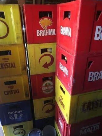 Vasilhames de Cervejas 600 ML