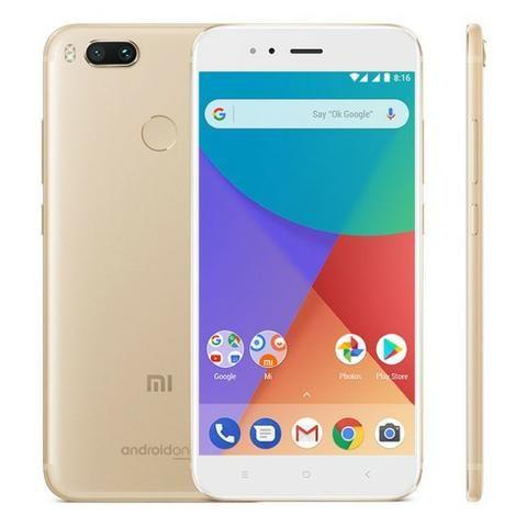 Xiaomi Mi A1 Dourado - Só venda
