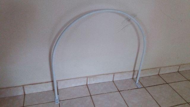 Arco para trocador loja