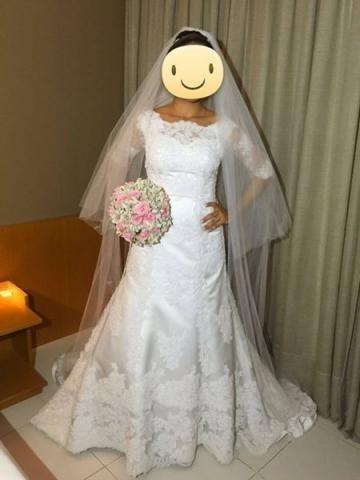 Vestido de Noiva - Mzanirato noivas