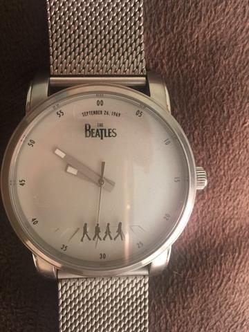 Relógio de pulso Chilli Beans Original Coleção The Beatles