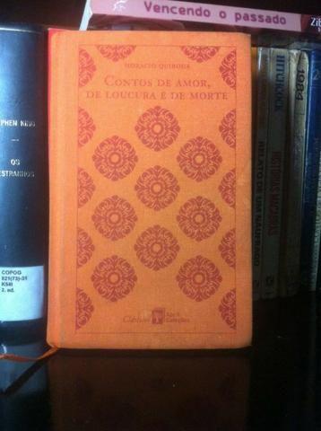 Livro: Contos de amor, de loucura e de morte