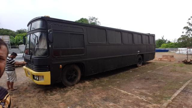Ônibus motorhome