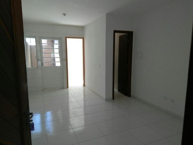 Casas 03 Quartos- Entrada Parcelada - Campo de Santana/Tatuquara - Imobiliaria Pazini - Foto 5