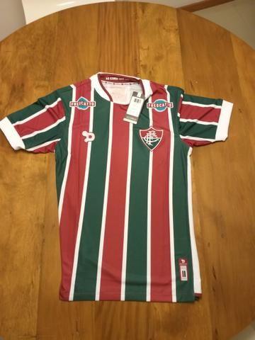 3c3e3231480ec Camisa Fluminense Dry World - Esportes e ginástica - Icaraí