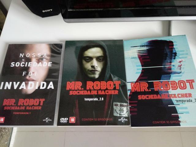 Série DVD Mr. Robot