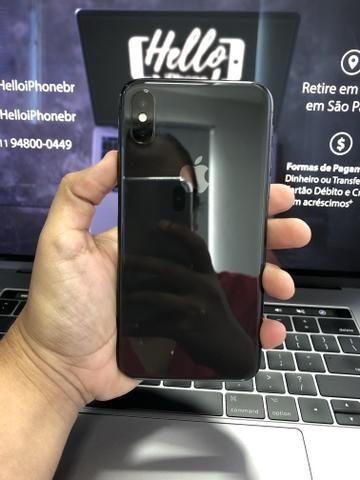 2b6266d31e7 IPhone X 256 Seminovo loja física SP
