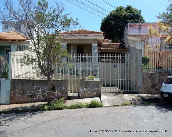 Casa à venda com 3 dormitórios em Carlos prates, Belo horizonte cod:CS0008