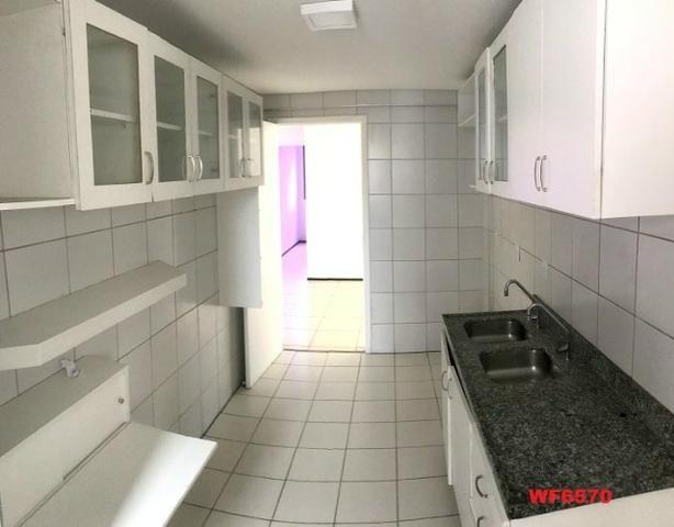 Edifício Aldeota Style, apartamento com 3 quartos, 2 vagas, projetado, nascente, Aldeota - Foto 7