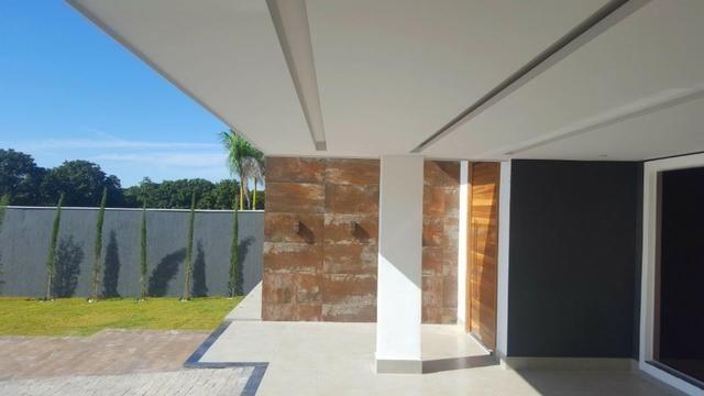 Imperdível casa com design moderno prox ao Park way!!!! - Foto 3