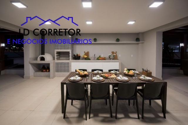 Apartamento à venda com 4 dormitórios em Park lozandes, Goiânia cod:COBEURO268 - Foto 20