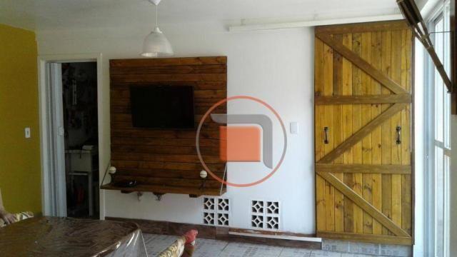 Casa com 3 dormitórios à venda, 276 m² por - bela vista - gravataí/rs - Foto 17