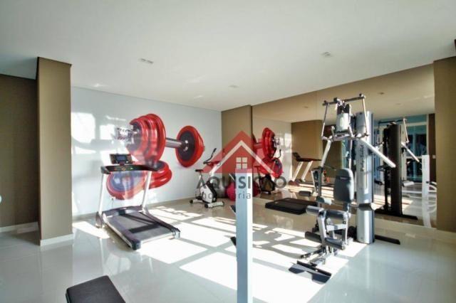 Apartamento com 3 dormitórios à venda, por r$ 399.000 - boa vista - curitiba/pr - Foto 17