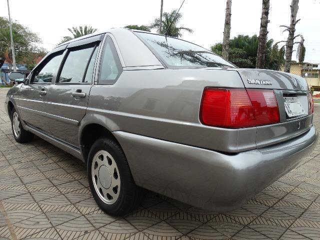 Vw - Volkswagen Santana 2.0MI_CoMpletO_ExtrANovO_LacradOOriginaL_Placa A_ - Foto 4