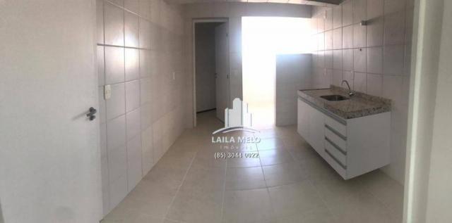 Apartamento residencial à venda com 03 suítes, Papicu, Fortaleza. - Foto 10